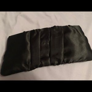 Black clutch Steve Madden